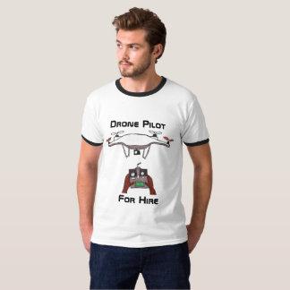 Der Drohnepilot für MietT - Shirt