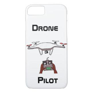 Der DrohnepilotIphone Telefonkasten iPhone 8/7 Hülle