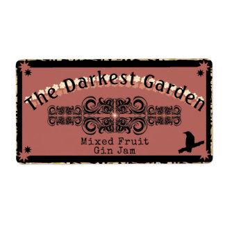 Der dunkelste Garten-Stau überhaupt