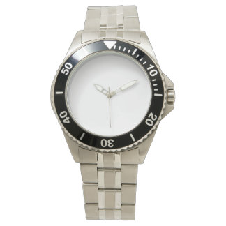 Der Edelstahl-Armband-Uhr der Männer Uhren