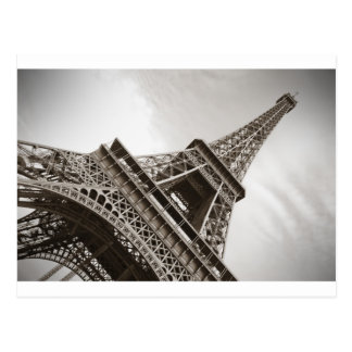 Der Eiffelturm, Paris Postkarte