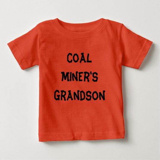 Der Enkel-T - Shirt des Kohlen-Bergmannes