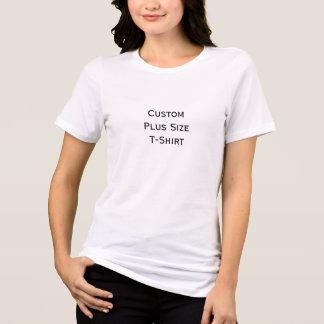 Der entspannte Sitz der kundenspezifischen Frauen T-Shirt