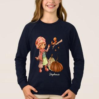 Der Erntedank-Geschenk-Sweatshirts des Sweatshirt