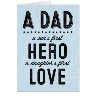 Der erste Held eines Sohns, erste die Liebe-Karte Karte