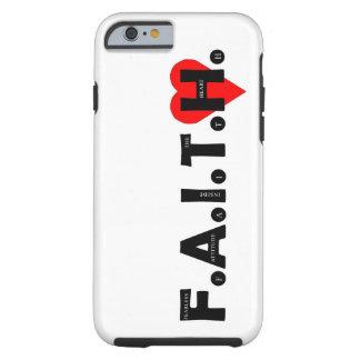 Der F.A.I.T.H. IPhone Schutzfall Tough iPhone 6 Hülle