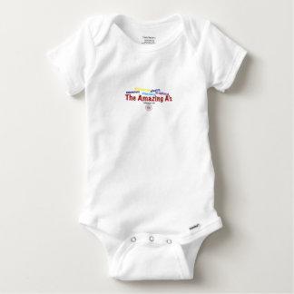 Der fantastische Bodysuit Babys des a Baby Strampler