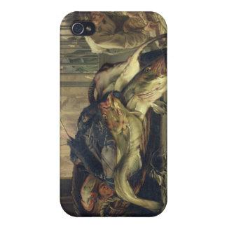 Der Fischmarkt iPhone 4/4S Hüllen