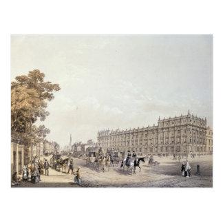 Der Fiskus, Whitehall Postkarte