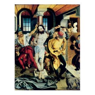 Der Flagellation von Christus Postkarte