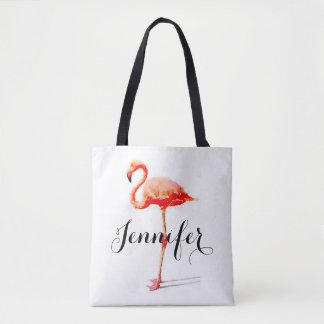 Der Flamingo-Taschen-Tasche der Frauen Tasche