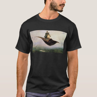 Der Fliegen-Teppich T-Shirt