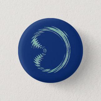 Der Fluss des Liebe-Knopfes Runder Button 3,2 Cm