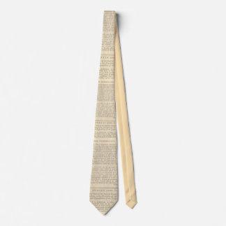 Der Föderalist tapeziert # Krawatte 74
