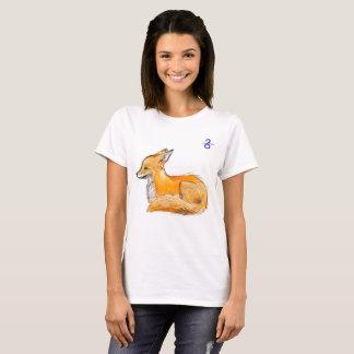Der Fox-Shirt der Frauen T-Shirt