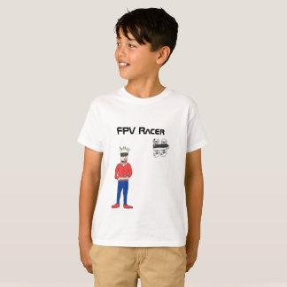 Der FPV Racer-Drohne-T - Shirt