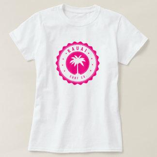 """Der Frauen """"Palme-"""" T - Shirt das"""