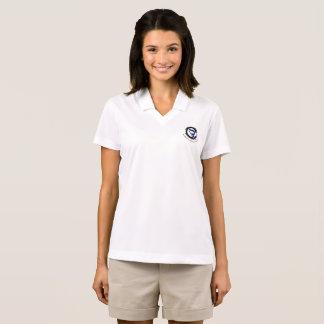 Der Frauen trocknen geeignetes Nike-Polo Polo Shirt