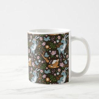 Der freundliche Wald Kaffeetasse