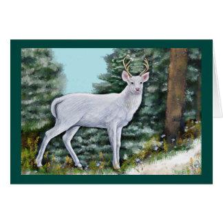 Der Frost-Hirsch Karte