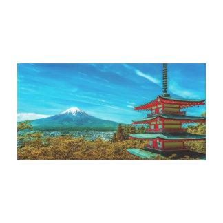Der Fujisan, Japan Leinwanddruck