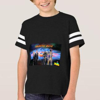 Der Fußball-Shirt der galaktische T-Shirt