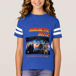 Der Fußball-Shirt der galaktischen T-Shirt