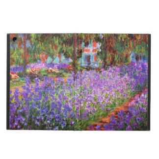 Der Garten des Künstlers bei Giverny durch Monet