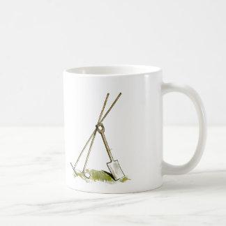 Der Gärtner Kaffeetasse