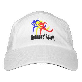 Der Geist der Läufer Headsweats Kappe