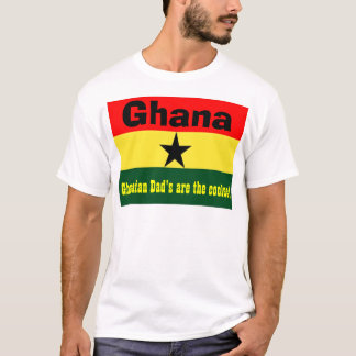 Der ghanaische Vatertag Vati T-Shirt