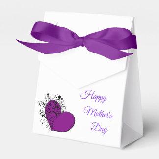 Der glückliche Tag der Mutter Geschenkschachtel