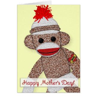 """""""Der glückliche Tag der Mutter!"""" Karte"""
