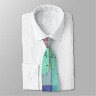 Der glückliche Vatertag - 01 Bedruckte Krawatte