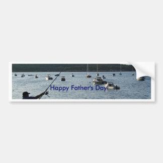 Der glückliche Vatertag, Fischer Autoaufkleber