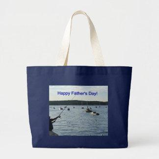 Der glückliche Vatertag, Fischer Leinentaschen