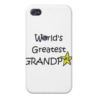 Der glückliche Vatertag, Großvater! iPhone 4 Schutzhüllen