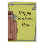 Der glückliche Vatertag… Grußkarten