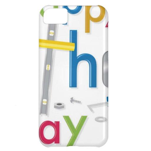 der glückliche Vatertag iPhone 5C Hüllen