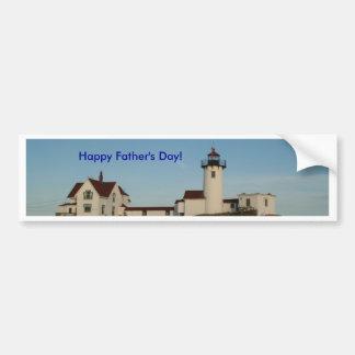 Der glückliche Vatertag, Leuchtturm Autoaufkleber