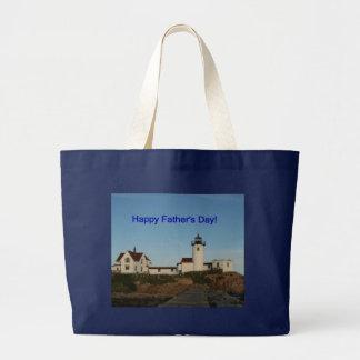 Der glückliche Vatertag, Leuchtturm Leinentaschen