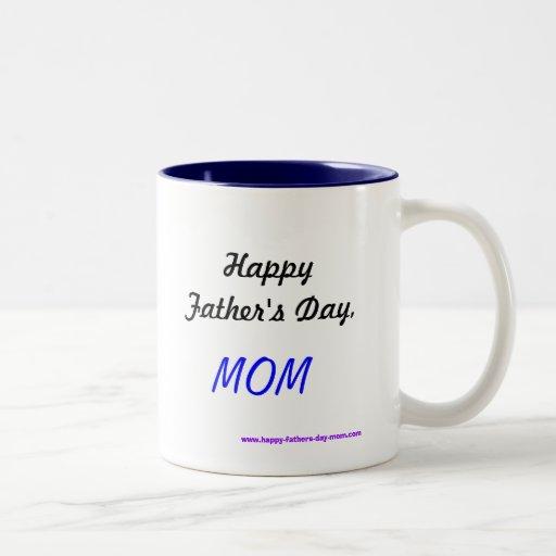 Der glückliche Vatertag, MAMMA Teetassen