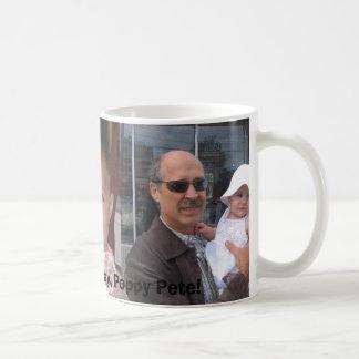 Der glückliche Vatertag, Mohnblume Peter! Kaffee Tassen