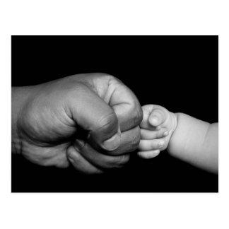 Der glückliche Vatertag! - Postkarten