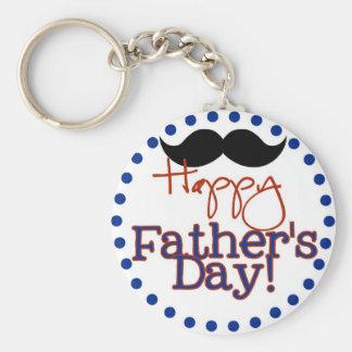der glückliche Vatertag Schlüsselbänder