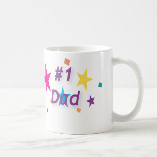 Der glückliche Vatertag Tasse
