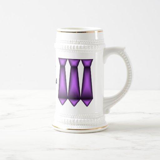 Der glückliche Vatertag Kaffeehaferl