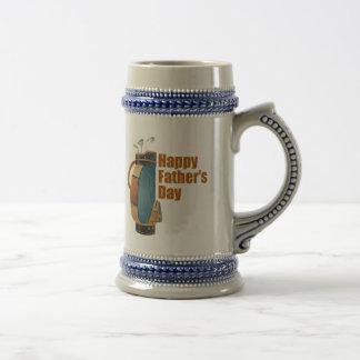 Der glückliche Vatertag Teehaferl