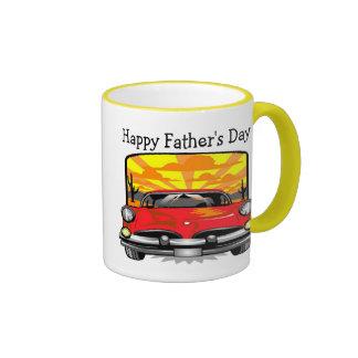 Der glückliche Vatertag - Tasse