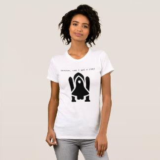 Der Gluten-freie Nerd-Raum-T - Shirt